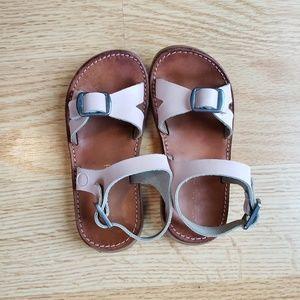 Freshly Picked size 8 Blush Sandals